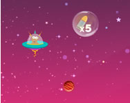 Space friends html5 HTML5 játék