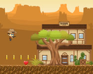 Super cowboy run online